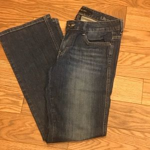 Calvin Klein Size 6 Ultimate Boot Jeans